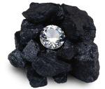 diamond in coal